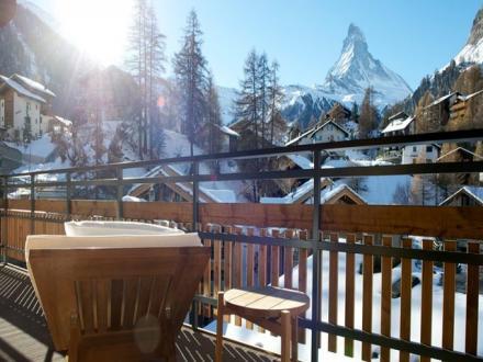 Luxury Apartment for rent Zermatt, 240 m², 4 Bedrooms