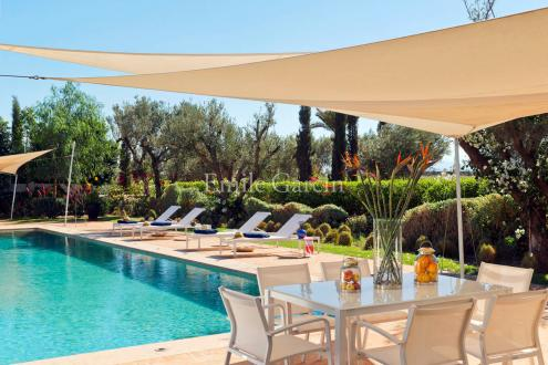 Villa de luxe à vendre MARRAKECH, 800 m², 7 Chambres