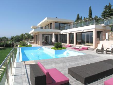 Luxury House for rent CANNES LA BOCCA, 300 m², 4 Bedrooms,