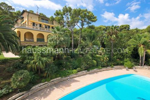 Maison de luxe à louer SAINT JEAN CAP FERRAT, 900 m², 8 Chambres