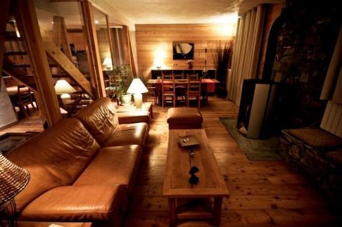 Chalet de luxe à louer LA PLAGNE, 190 m², 5 Chambres,