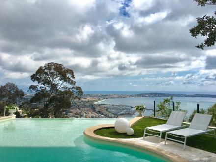 Luxus-Haus zu vermieten CANNES, 400 m², 6 Schlafzimmer,