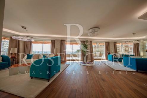 Квартира класса люкс на продажу  Монако, 704 м², 6 Спальни