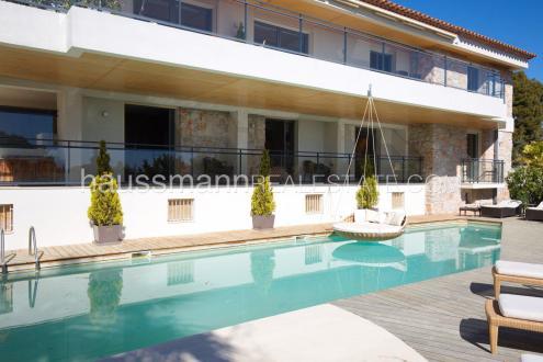 Luxury House for rent SAINT JEAN CAP FERRAT,