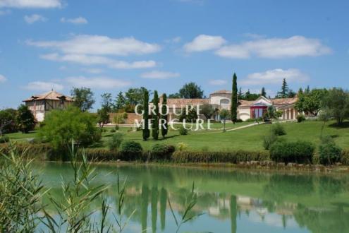 Maison de luxe à vendre MARMANDE, 710 m², 7 Chambres