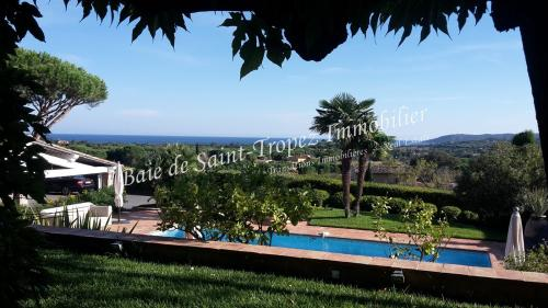Luxury House for rent SAINT TROPEZ, 250 m², 5 Bedrooms,