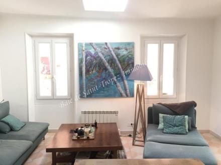 Appartement de luxe à vendre SAINT TROPEZ, 90 m², 2 Chambres