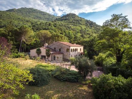 Maison de luxe à vendre SOSPEL, 500 m²