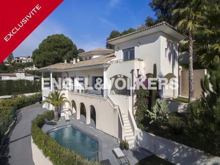 Luxury Villa for sale CANNES, 320 m², 4 Bedrooms, €3400000