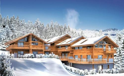Appartement de luxe à vendre MERIBEL LES ALLUES, 75 m², 3 Chambres