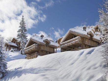 Chalet de luxe en location COURCHEVEL, 220 m², 5 Chambres