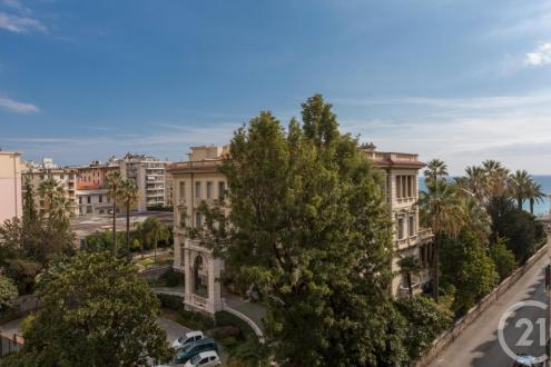 Квартира класса люкс на продажу  Ницца, 68 м², 2 Спальни, 780000€