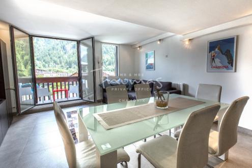 Appartement de luxe à vendre CHAMONIX MONT BLANC, 94 m², 5 Chambres