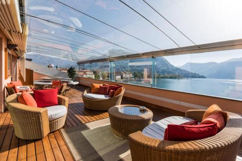 Appartement de luxe à vendre Lugano, 340 m², 3 Chambres