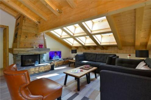 Luxe Appartement te koop LA CHAPELLE D'ABONDANCE, 91 m², 3 Slaapkamers, 650000€