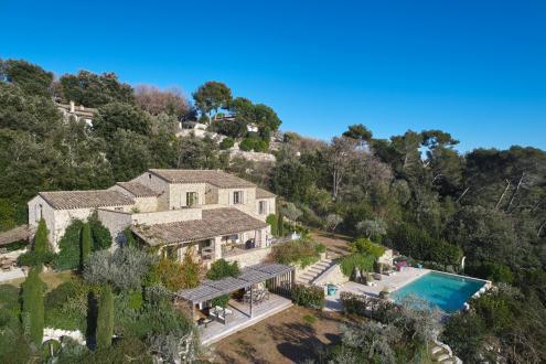 Luxus-Liegenschaft zu verkaufen LA COLLE SUR LOUP, 364 m², 5 Schlafzimmer, 3900000€