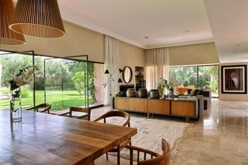 Villa de luxe à vendre MARRAKECH, 500 m², 4 Chambres