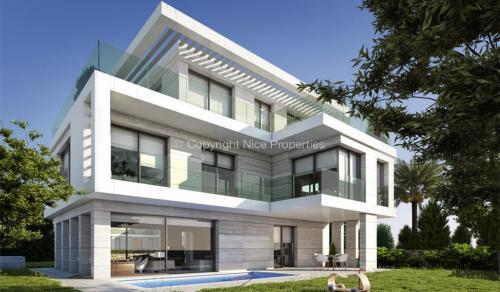 Maison de luxe à vendre BEAULIEU SUR MER, 200 m², 4 Chambres