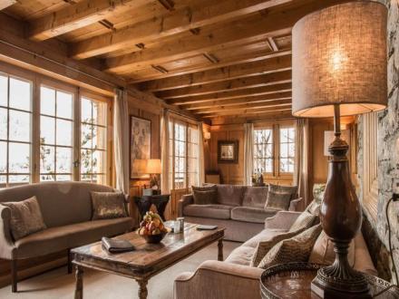 Maison de luxe à louer Verbier, 320 m², 6 Chambres,