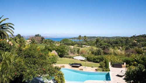 Villa de luxe à vendre SAINT TROPEZ, 400 m², 7 Chambres