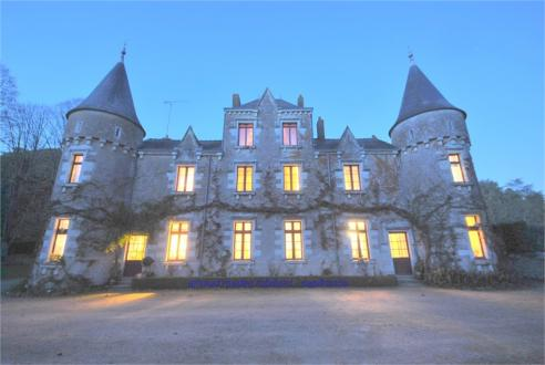 Château / Manoir de luxe à vendre NANTES, 1000 m², 12 Chambres