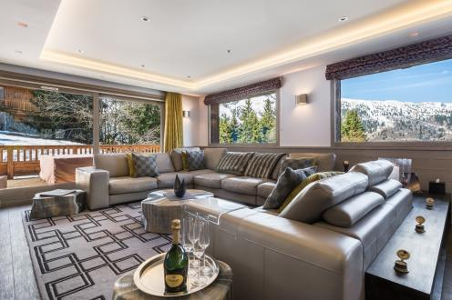 Luxe Landhuis te koop MERIBEL LES ALLUES, 367 m², 7 Slaapkamers