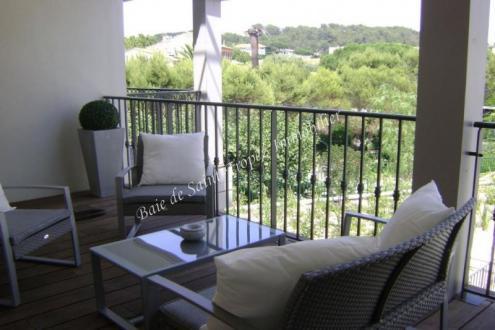 Luxury Apartment for rent SAINT TROPEZ, 66 m², 2 Bedrooms