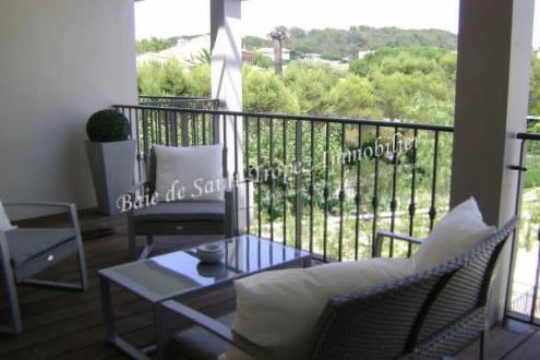 Luxus-Wohnung zu vermieten SAINT TROPEZ, 66 m², 2 Schlafzimmer,