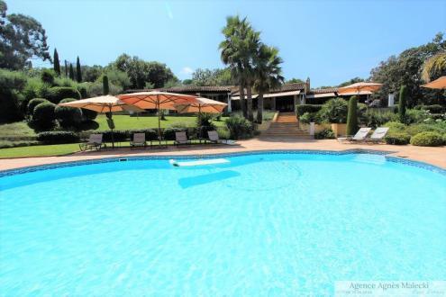 Propriété de luxe à vendre LA CROIX VALMER, 250 m², 5 Chambres, 2650000€