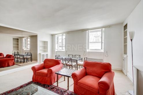 Appartement de luxe à vendre PARIS 7E, 60 m², 1 Chambres