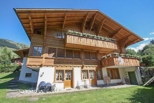 Maison de luxe à vendre Lauenen bei Gstaad, 446 m²