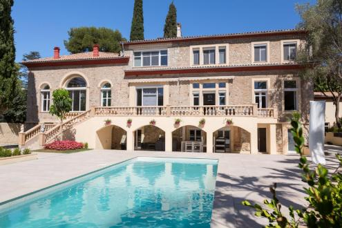 Luxury House for rent CANNES, 800 m², 11 Bedrooms,