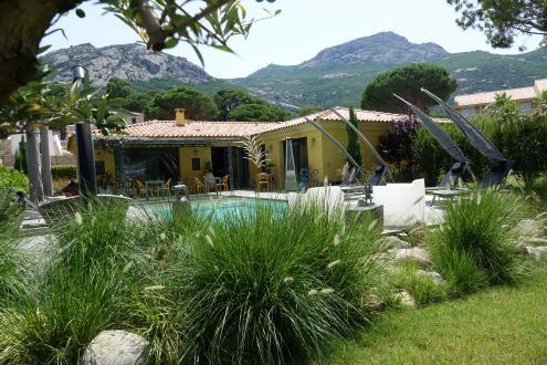 Luxe Domein  te koop CALVI, 220 m², 6 Slaapkamers