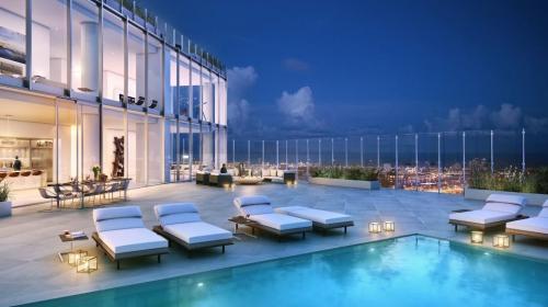 Luxus-Wohnung zu verkaufen FLORIDE