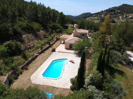 Luxe Huis te koop LA CADIERE D'AZUR, 165 m², 4 Slaapkamers, 880000€