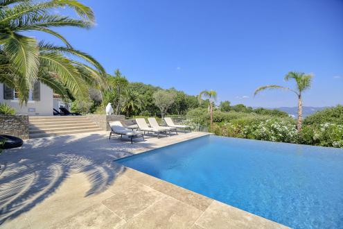 Luxury House for rent SAINT TROPEZ, 560 m², 6 Bedrooms