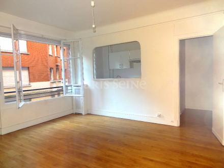 Luxe Appartement te huur PARIS 16E, 51 m², 1 Slaapkamers