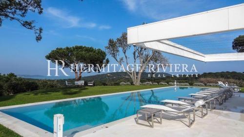 Casa di lusso in affito SAINT TROPEZ, 500 m², 8 Camere,