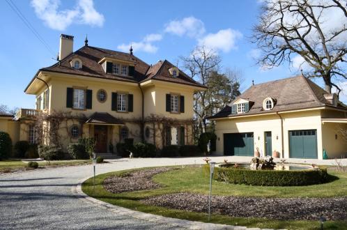 Propriété de luxe à vendre Genève, 600 m², 6 Chambres