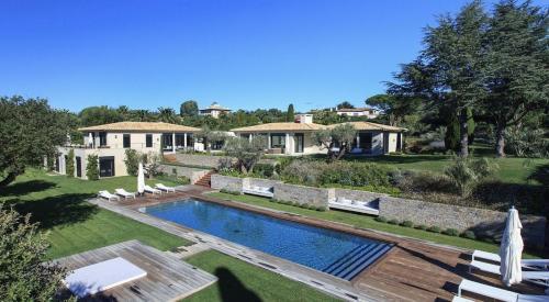 Luxus-Haus zu vermieten SAINT TROPEZ, 6 Schlafzimmer,