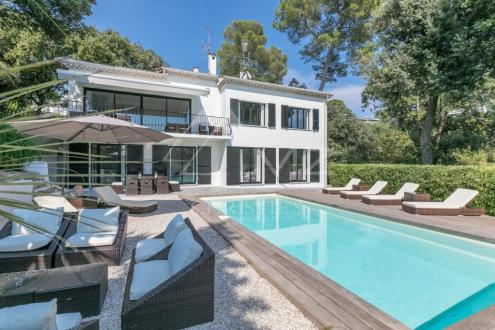 Luxury House for rent CANNES, 250 m², 5 Bedrooms,
