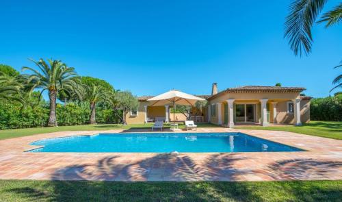 Maison de luxe à vendre SAINT TROPEZ, 3 Chambres