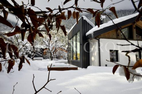 Chalet de luxe à louer CHAMONIX MONT BLANC, 300 m², 4 Chambres