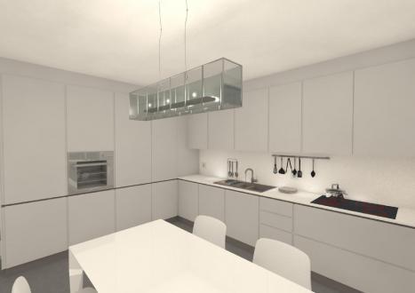Квартира класса люкс в аренду Cureglia, 96 м², 2 Спальни