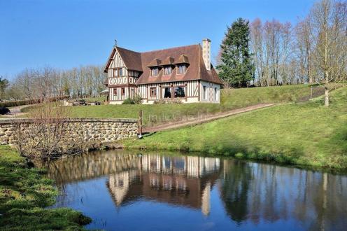 Maison de luxe à vendre LISIEUX, 155 m², 4 Chambres