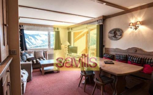 Appartement de luxe à louer COURCHEVEL, 55 m², 2 Chambres