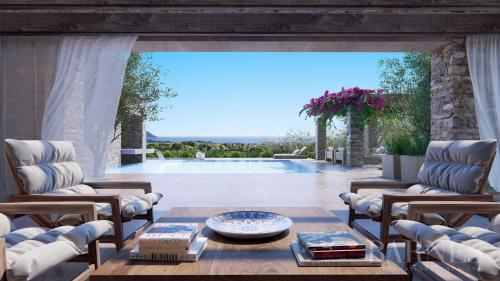 Luxe Villa te koop Griekenland, 470 m², 5 Slaapkamers