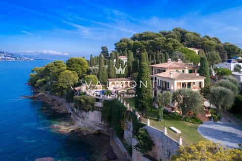 Maison de luxe à louer SAINT JEAN CAP FERRAT, 750 m², 6 Chambres