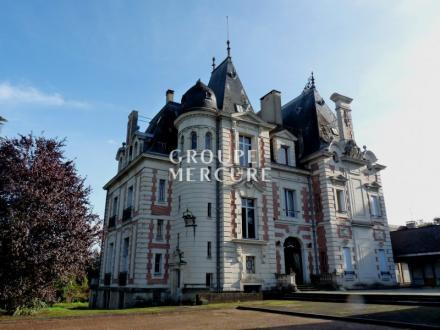 Château / Manoir de luxe à vendre LE MANS, 3000 m², 31 Chambres