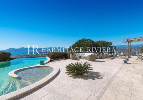 Luxury House for rent CANNES, 350 m², 5 Bedrooms,